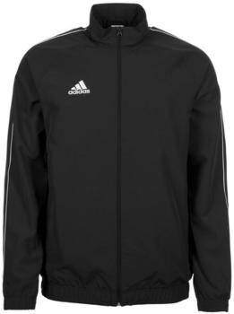 Adidas Core 18 Präsentationsjacke Herren (CE9042) black/white
