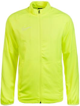 Nike Academy 19 Track Jacket (AJ9129) volt/white/white