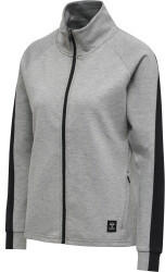 Hummel Damen Essi Zip Jacket (208410) grey melange