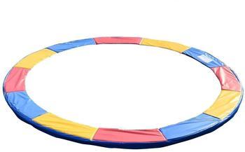 homcom-trampolin-zubehoer-366cm-rot-gelb-blau-witterungsbestaendig-pvc-pe