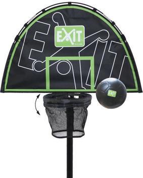 EXIT TOYS EXIT Trampoline basket + mini Schaumball (Ø15cn)(geeignet für alle Trampoline)