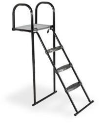 Exit Toys Trampolinplattform mit Leiter für Rahmenhöhen von 95-110 cm