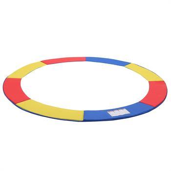 Songmics Trampolin Randabdeckung, Ø 100% UV-beständig, Federabdeckung Randschutz aus PVC PE für Trampolin,30cm Breit