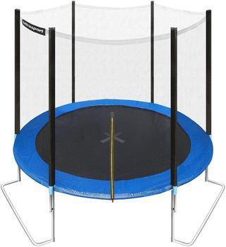 Ultrasport Jumper 180 cm mit Sicherheitsnetz