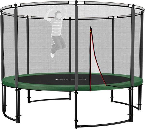 Ampel 24 Deluxe Trampolin 366 cm mit Netz