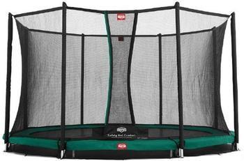 Berg Favorit InGround 380 green + Safety Net Comfort (35.12.04.01)