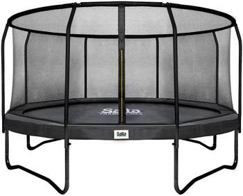 Salta Premium Black Edition Rund 366 cm