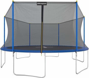 ultrasport-uni-jump-460-cm-inkl-sicherheitsnetz-blau