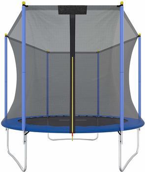 ultrasport-trampolin-244-cm-inkl-sicherheitsnetz-schwarz-blau