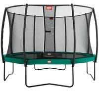 Berg Champion 380 + Safety Net Deluxe green