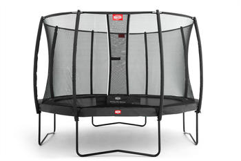Berg Champion 380 + Safety Net Deluxe grey