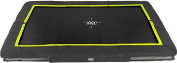Exit Trampolin Silhouette Ground 214x305 cm black