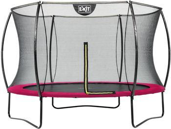 EXIT TOYS Silhouette 305 cm inkl. Sicherheitsnetz rosa
