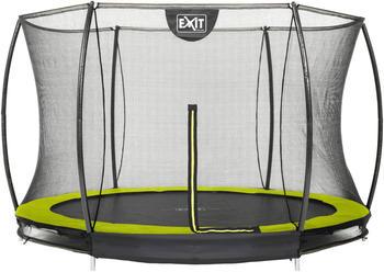 EXIT TOYS Silhouette Ground 305 cm inkl. Sicherheitsnetz lime grün