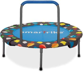 smarTrike Activity Center, 3-in-1 Trampolin und Bällebad bunt