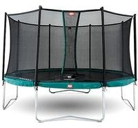 berg-toys-trampolin-favorit-green-330-sicherheitsnetz-comfort