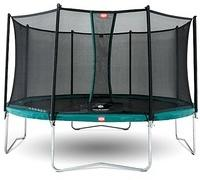 berg-toys-trampolin-favorit-green-380-sicherheitsnetz-comfort