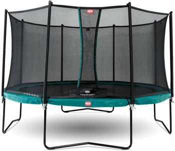 berg-toys-champion-430-cm-inkl-sicherheitsnetz-comfort-gruen