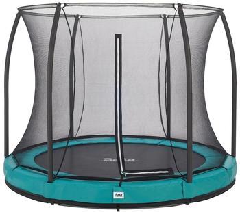 Salta Comfort Edition Ground 305 cm + Safety Net green