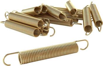 Ampel 24 12 x Spiralfeder 165x24 mm für 366-396 cm Trampoline