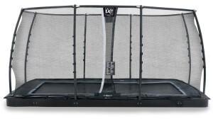EXIT TOYS Dynamic 244 x 427 cm inkl. Sicherheitsnetz schwarz