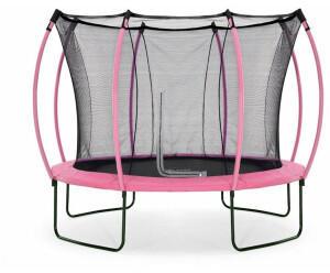 Plum Products Springsafe Trampolin Colours 305 cm mit Sicherheitsnetz pink