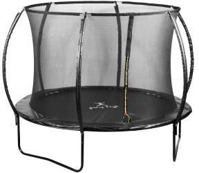 Uniprodo Gartentrampolin 304 cm 120 kg mit Netz