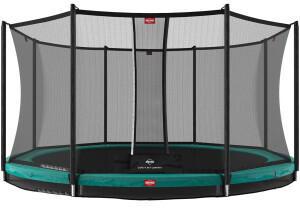 Berg Toys B.V. Berg Favorit InGround 430 green + Safety Net Comfort (35.14.09.02)