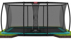 Berg Toys B.V. Berg Ultim Champion FlatGround 410 green + Safety Net DLX XL