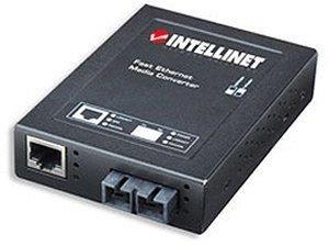 Intellinet Media Converter 10/100-100Base-FX