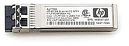 HP Transceiver Kit StorageWorks 8 Gb/s Fibre Channel Long-Wave (SFP)