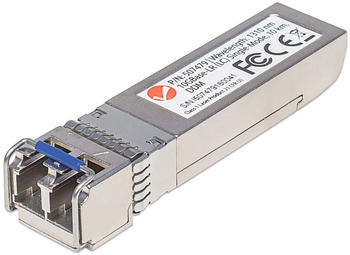 Intellinet 10 Gigabit SFP+ Mini-GBIC Transceiver (507479)