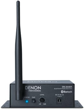 Denon Professional DN-200BR Stereo Bluetooth Audio Receiver Stabantenne