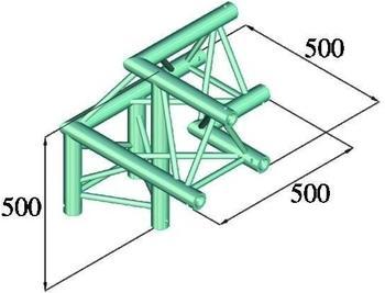 Stiers Alutruss TRILOCK 6082AL-31