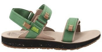 Jack Wolfskin Outfresh Deluxe Sandal (4039431) green/brown