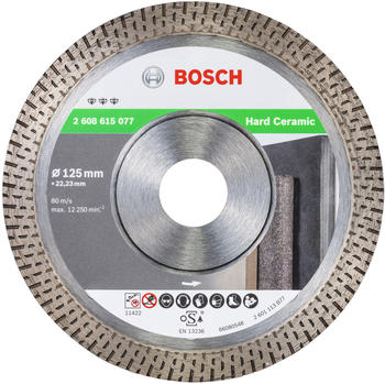 Bosch S5 TURBO 230 mm