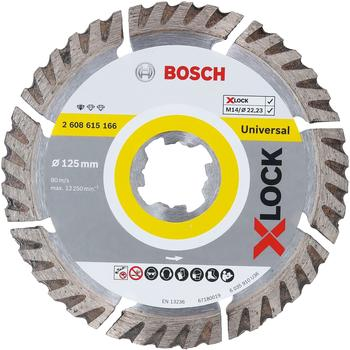 Bosch X-Lock Standard for Universal 125 mm