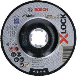 Bosch X-Lock Expert for Metal 125 x 2,5 mm