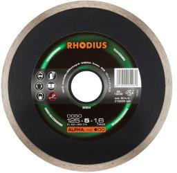Rhodius RHODIUS ALPHAline 125 mm (303054)