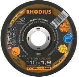 Rhodius RHODIUS TOPline 115 mm (208372)