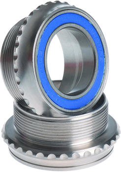Rotor Track BSA 30 Tretlager 30mm Stahl silver