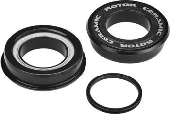 Rotor Press Fit 4124 Tretlager Ceramic Road BB86, MTB BB89 / BB92 24mm schwarz