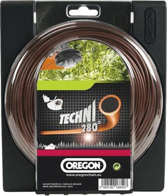 Oregon Trimmerfaden Techni 280° 2,7mm x 70m (545820)
