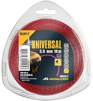 Universal NLO015 Trimmerfaden 3,0mm x 10m