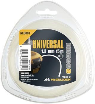 Universal NLO001 Trimmerfaden 1,3mm x 15m