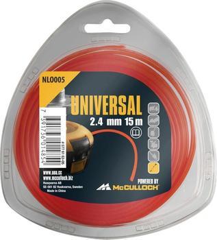 Universal NLO007 Trimmerfaden 2,0mm x 130m