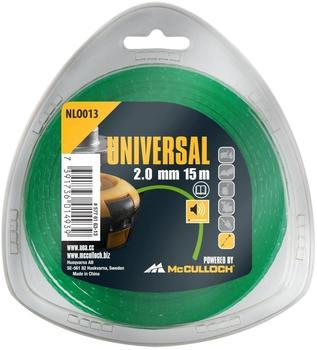 Universal NLO017 Trimmerfaden 2,4mm x 90m