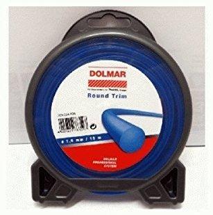 Dolmar Trimmerfaden Round Trim 1,6mm x 15m (369.224.808)