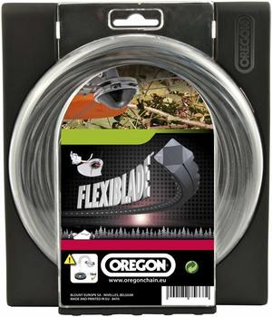 Oregon Trimmerfaden Flexiblade 4,0mm x 21m (111085E)