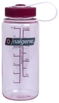 Nalgene Wide Mouth (1L) Clear Pink